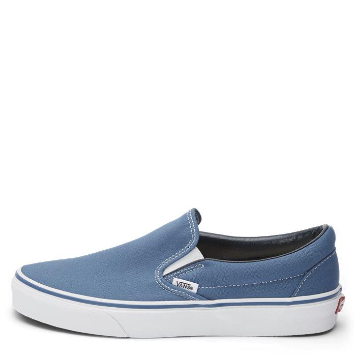 Skor - Blå