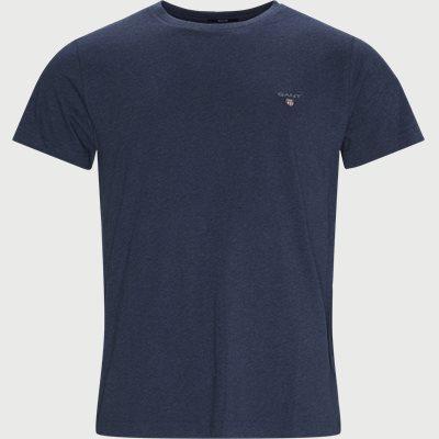 Original Crew T-shirt Regular fit | Original Crew T-shirt | Blå