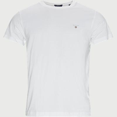 Original Crew T-shirt Regular fit | Original Crew T-shirt | Hvid