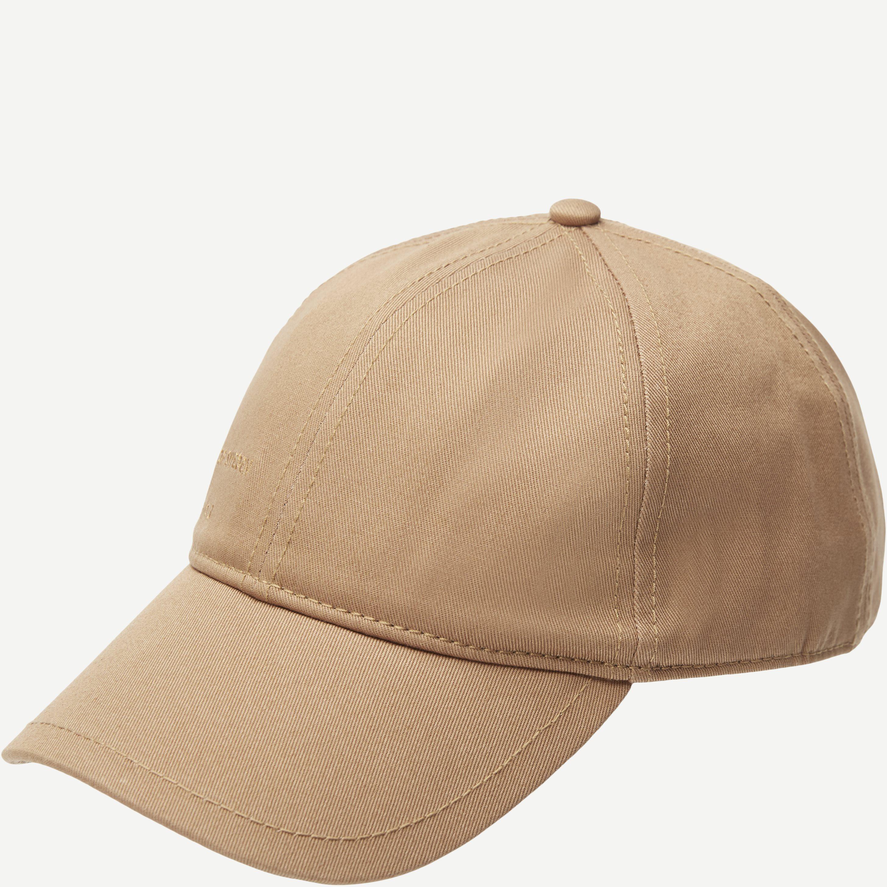 Hent U Cap - Caps - Brun