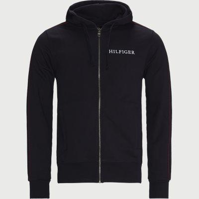 Regular fit | Sweatshirts | Blå