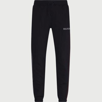 18722 Taped Sweatpants Regular fit | 18722 Taped Sweatpants | Blå