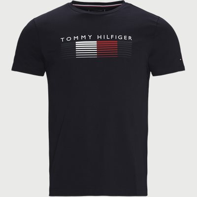 Fadegraphic Corp T-shirt Regular fit | Fadegraphic Corp T-shirt | Blå