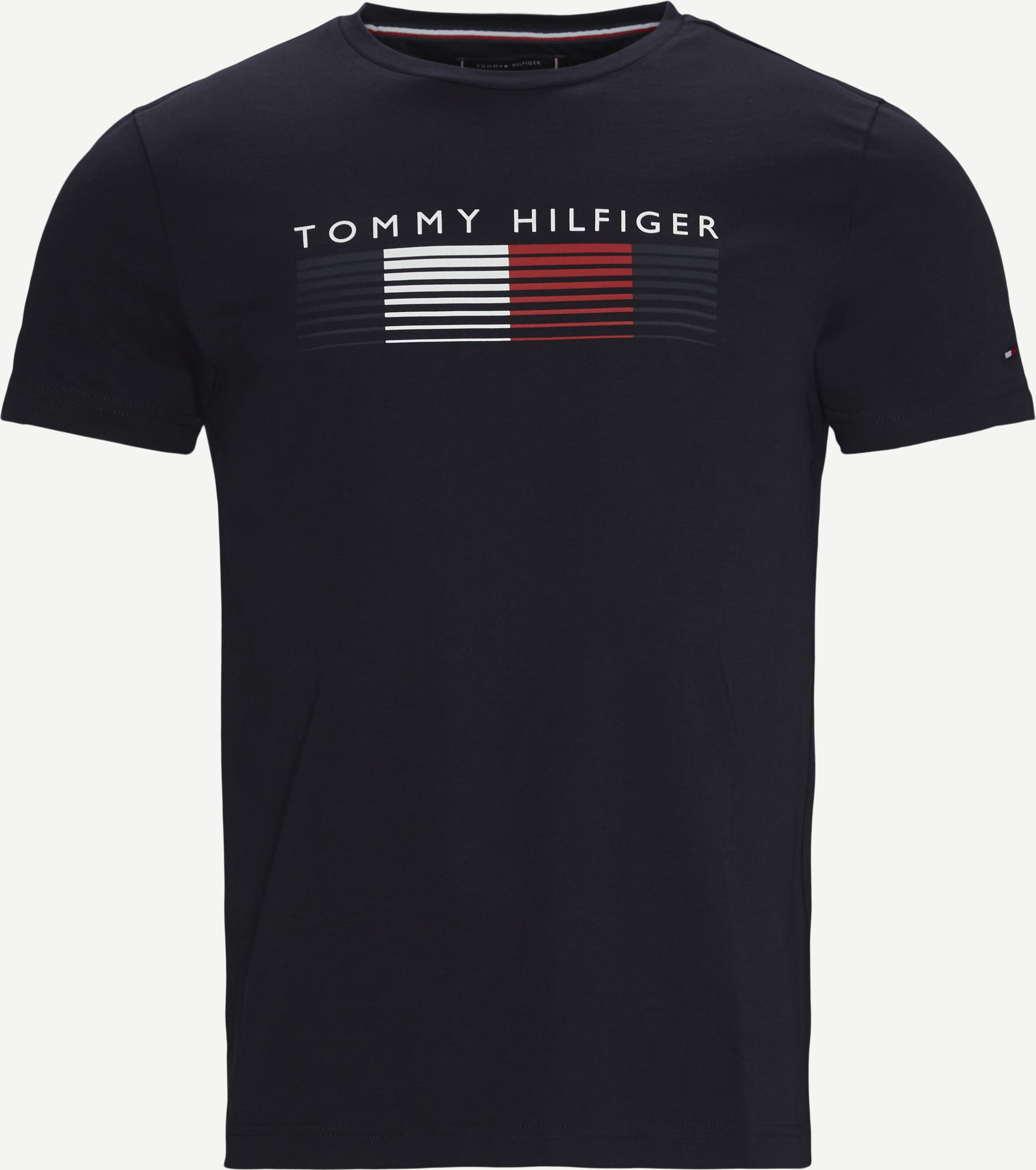 Fadegraphic Corp T-shirt - T-shirts - Regular fit - Blå