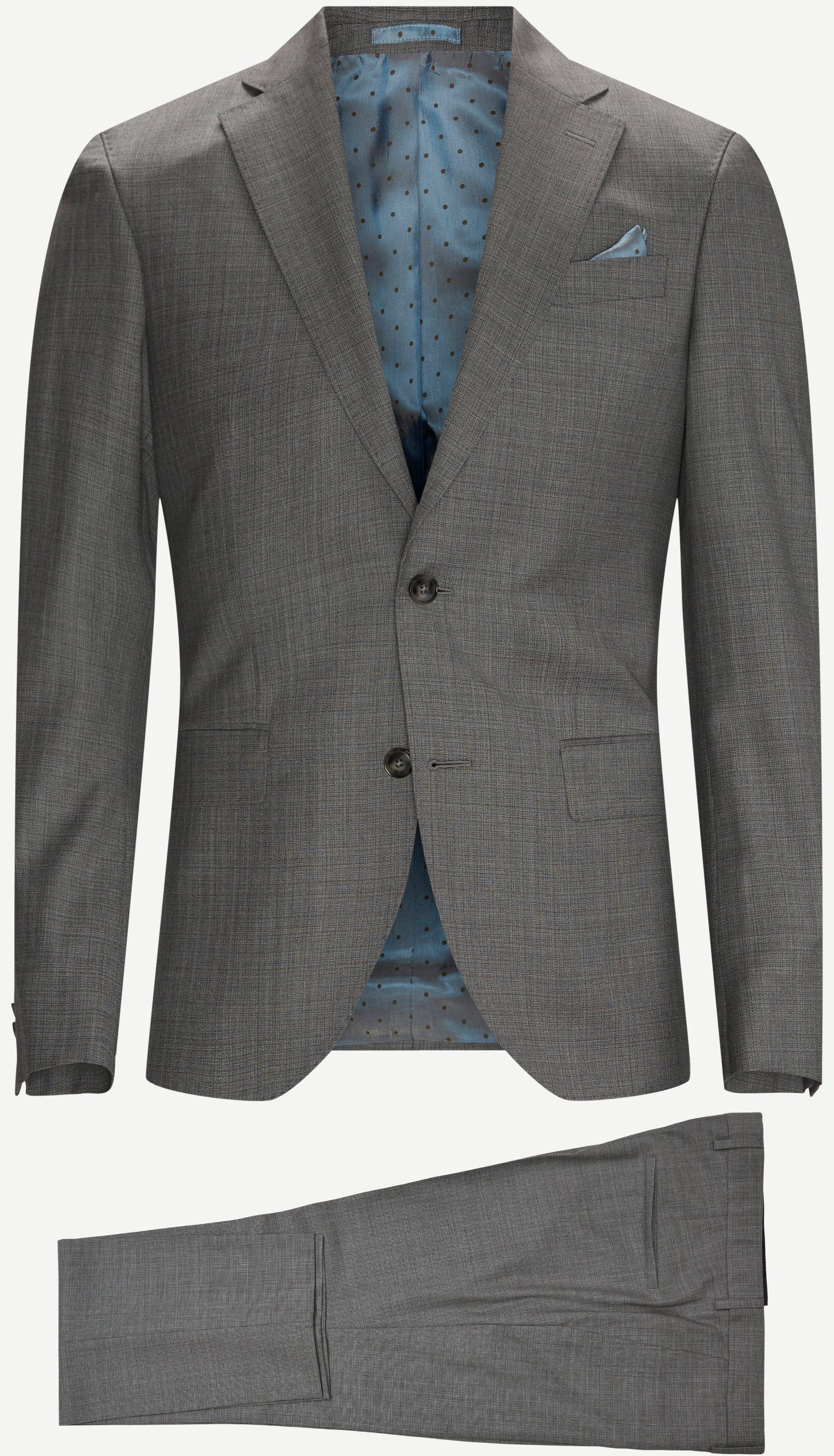 Anzüge - Grau