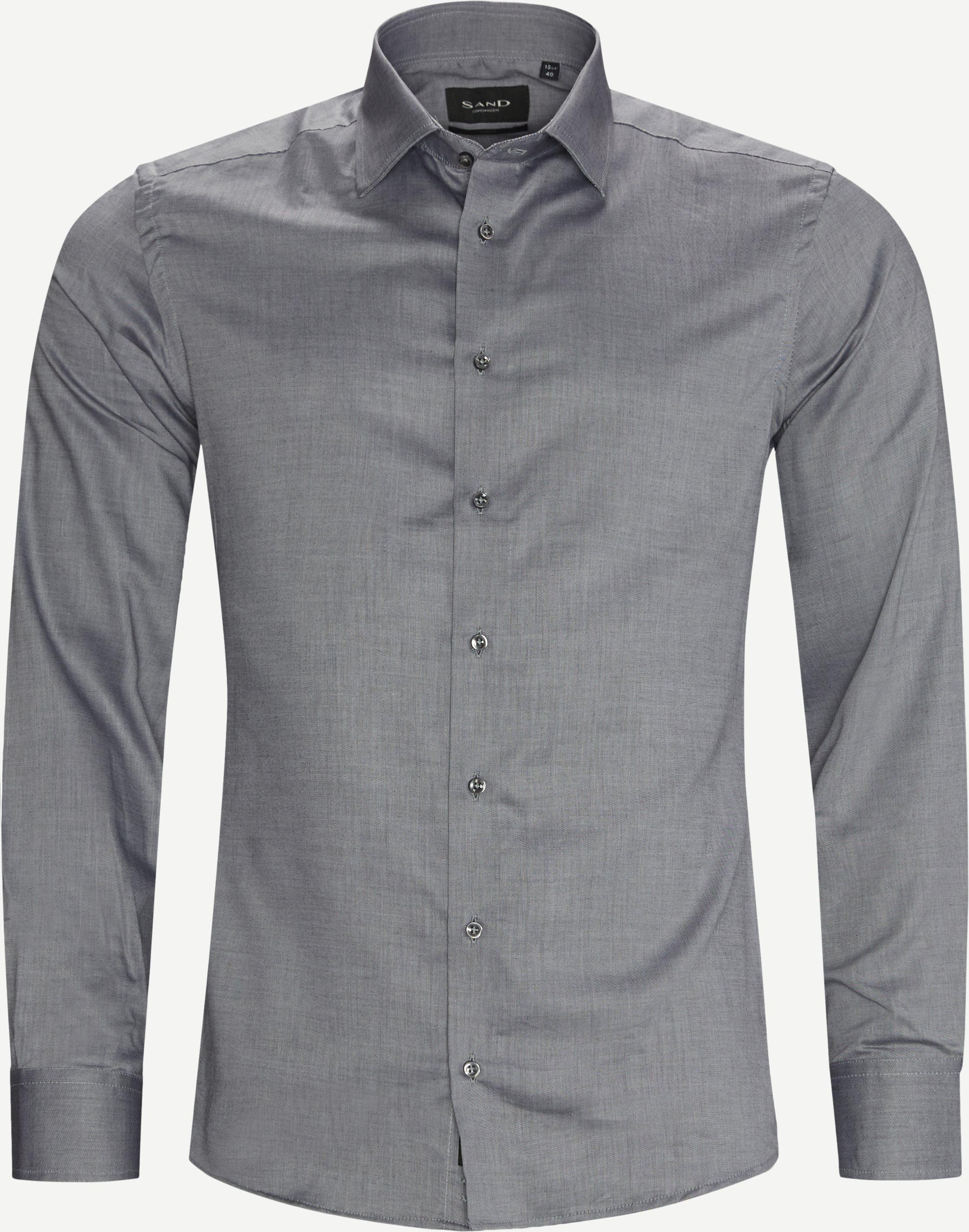 Hemden - Grau
