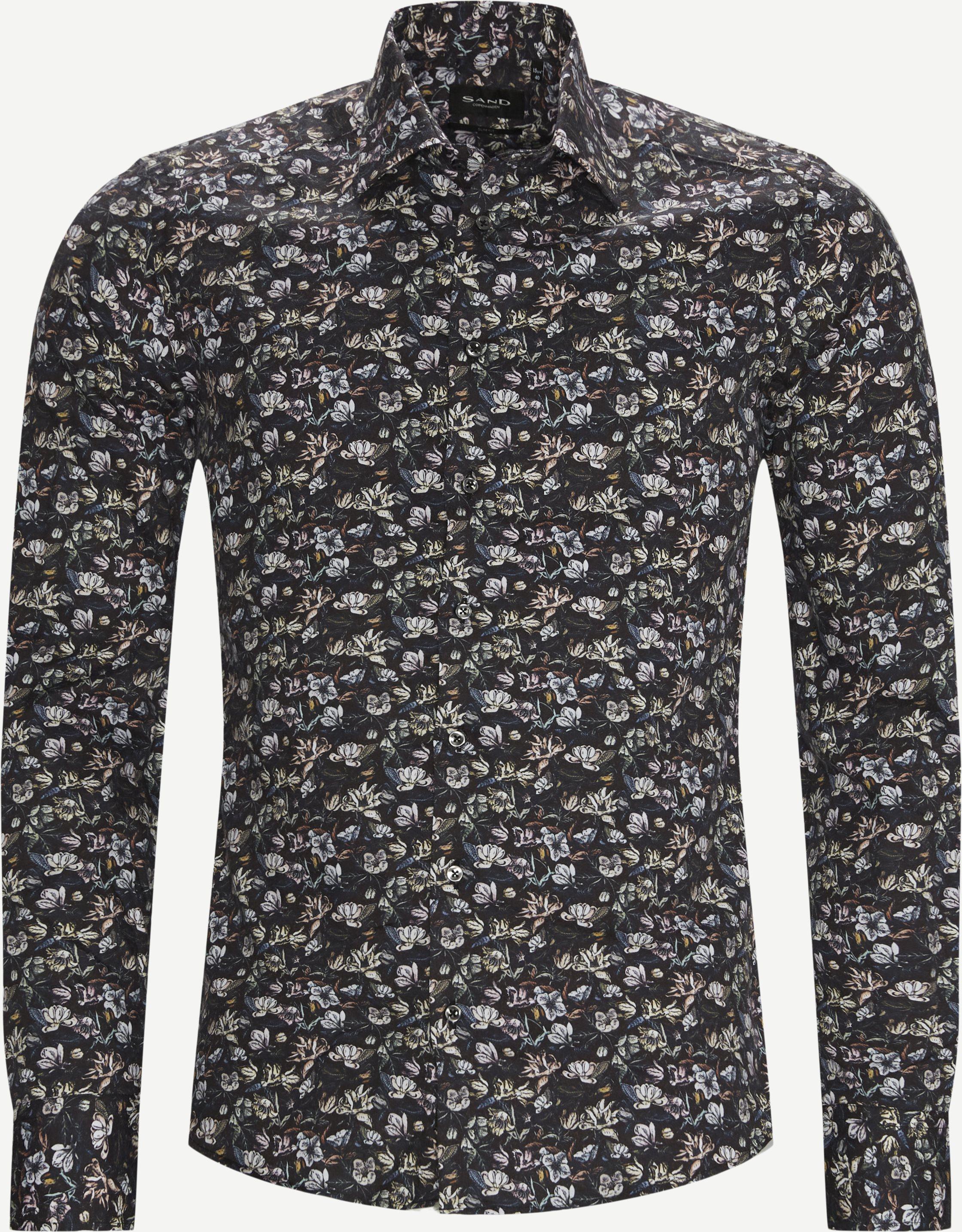 Hemden - Schwarz