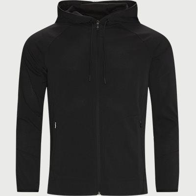 Soonic Zip Hoodie Regular fit | Soonic Zip Hoodie | Black