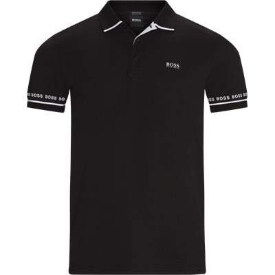Paddy Polo Regular fit | Paddy Polo | Sort