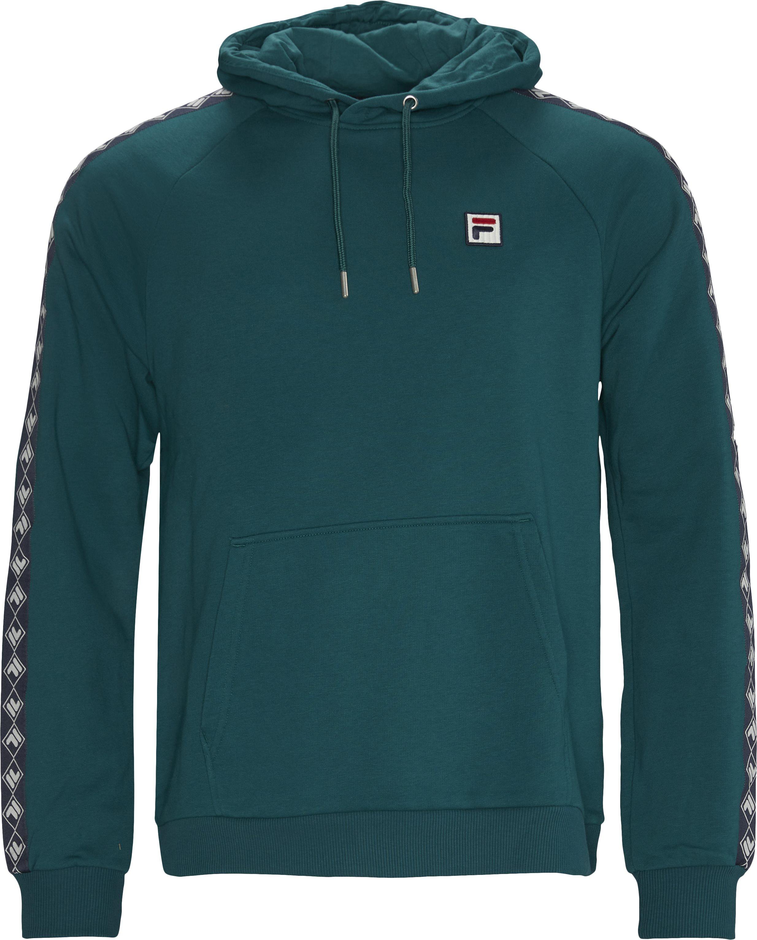 Hudd Hoodie - Sweatshirts - Regular fit - Grøn