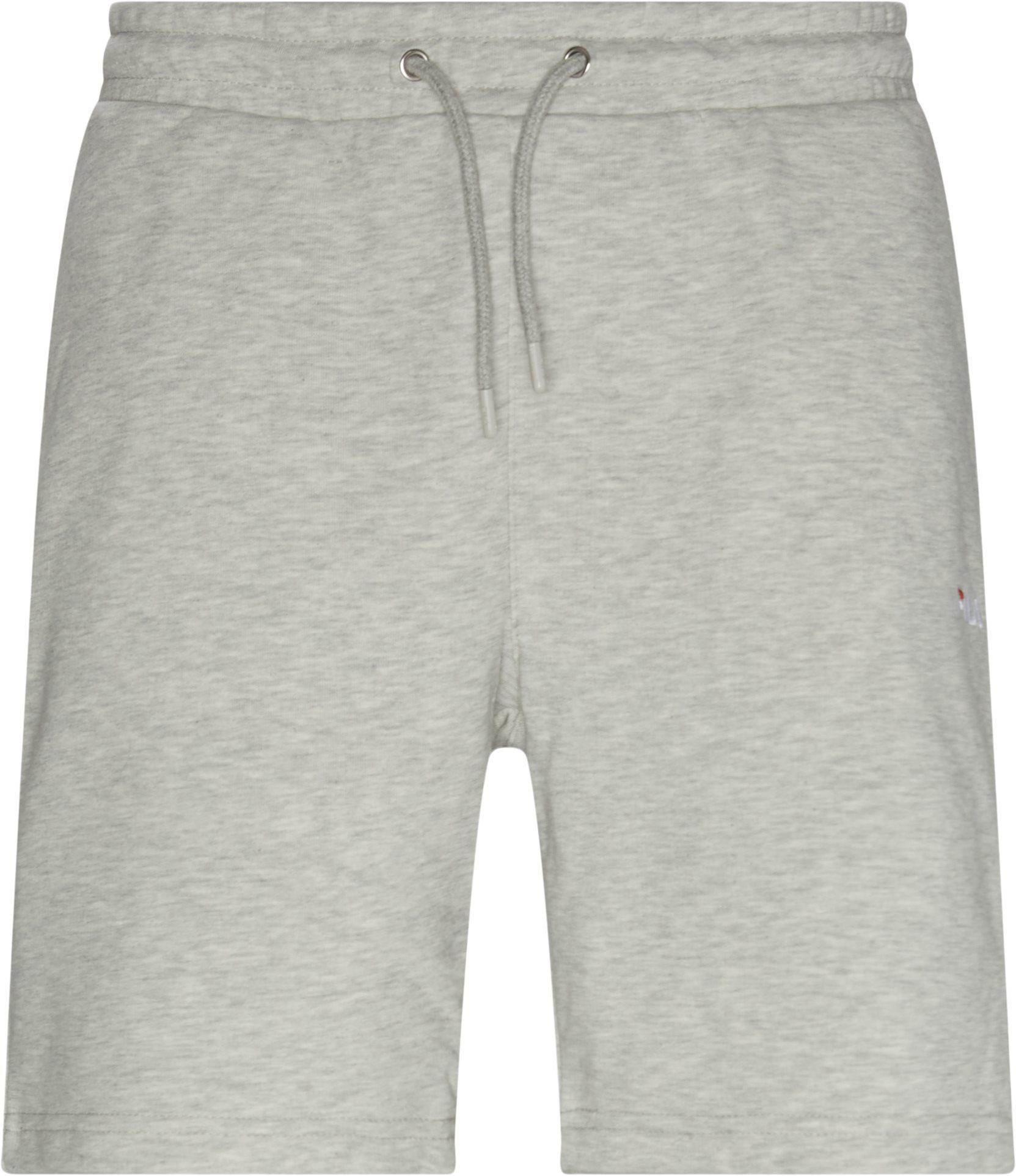 Eldon Sweatshorts - Shorts - Regular fit - Grå