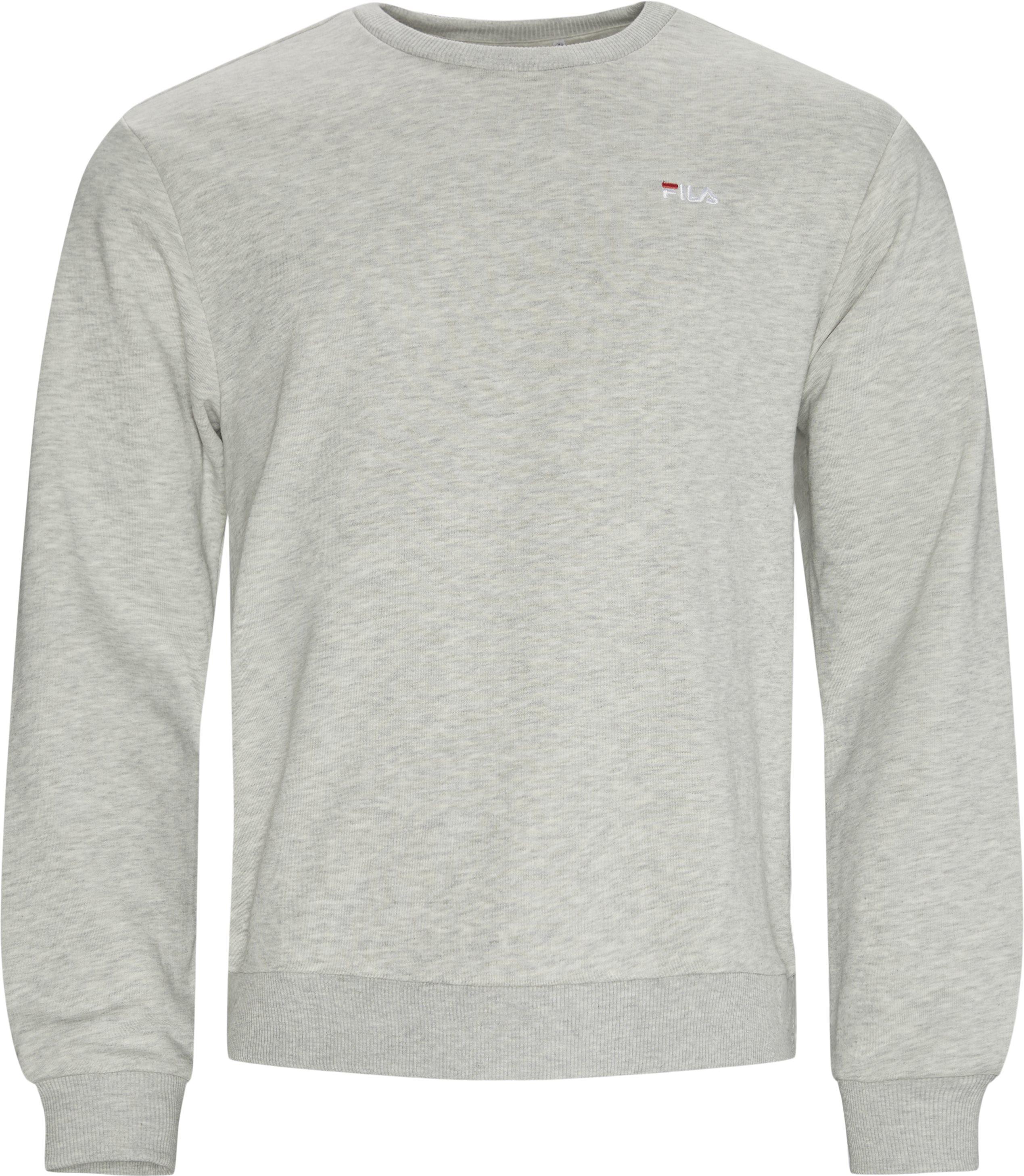 Efim Crewneck Sweatshirt - Sweatshirts - Regular fit - Grå