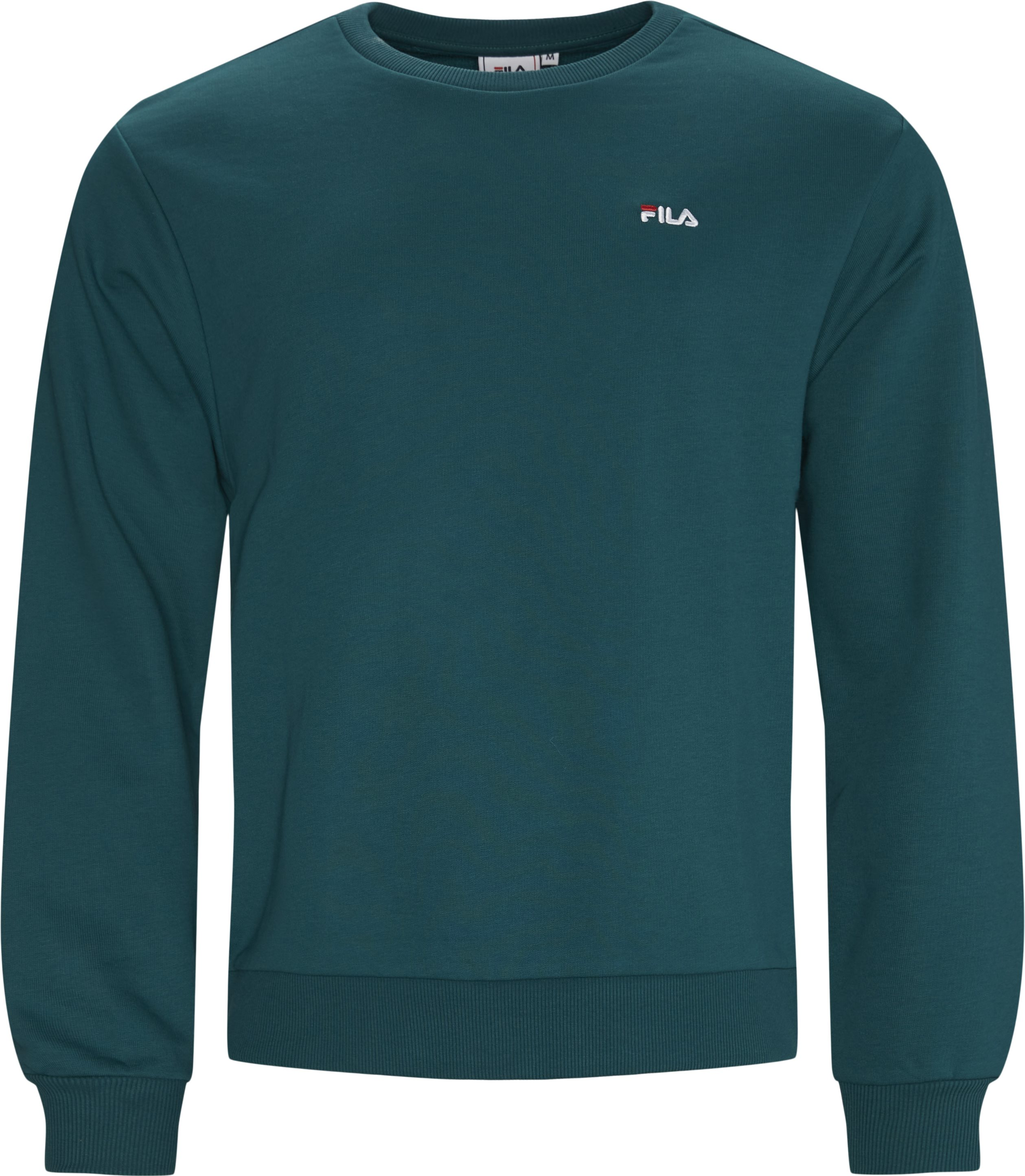Efim Crewneck Sweatshirt - Sweatshirts - Regular fit - Grøn