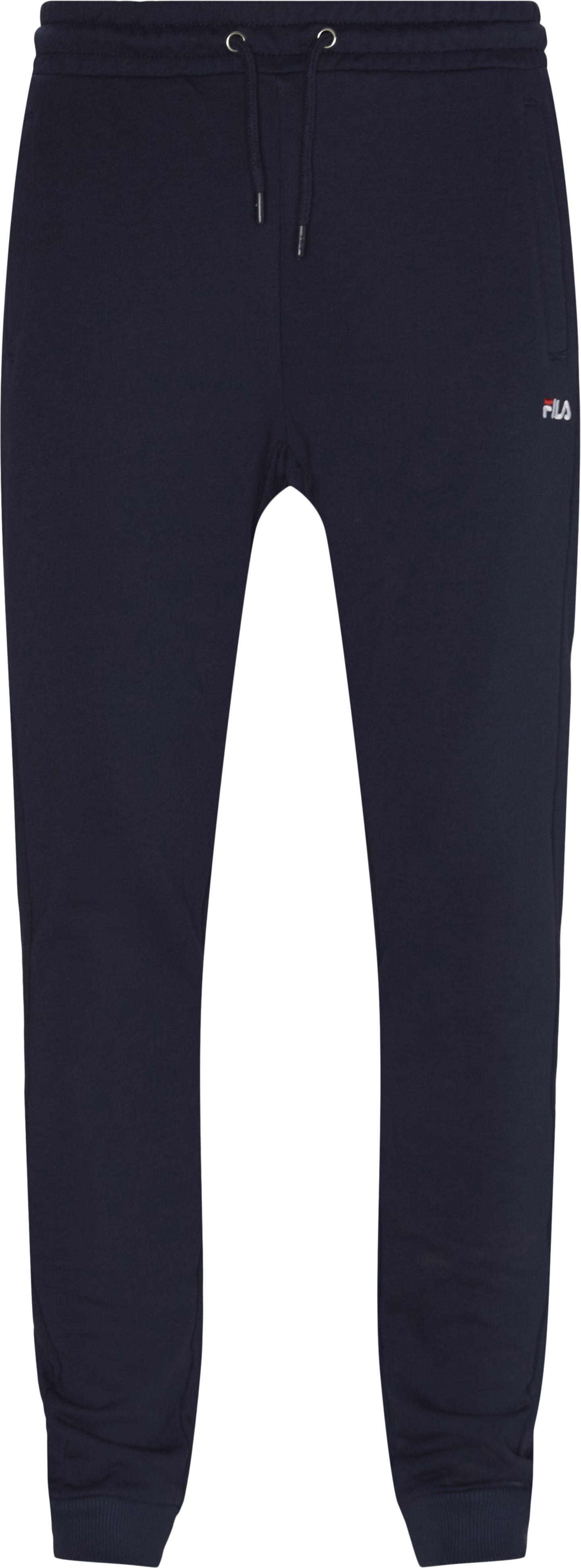 Edan Sweatpants - Bukser - Blå