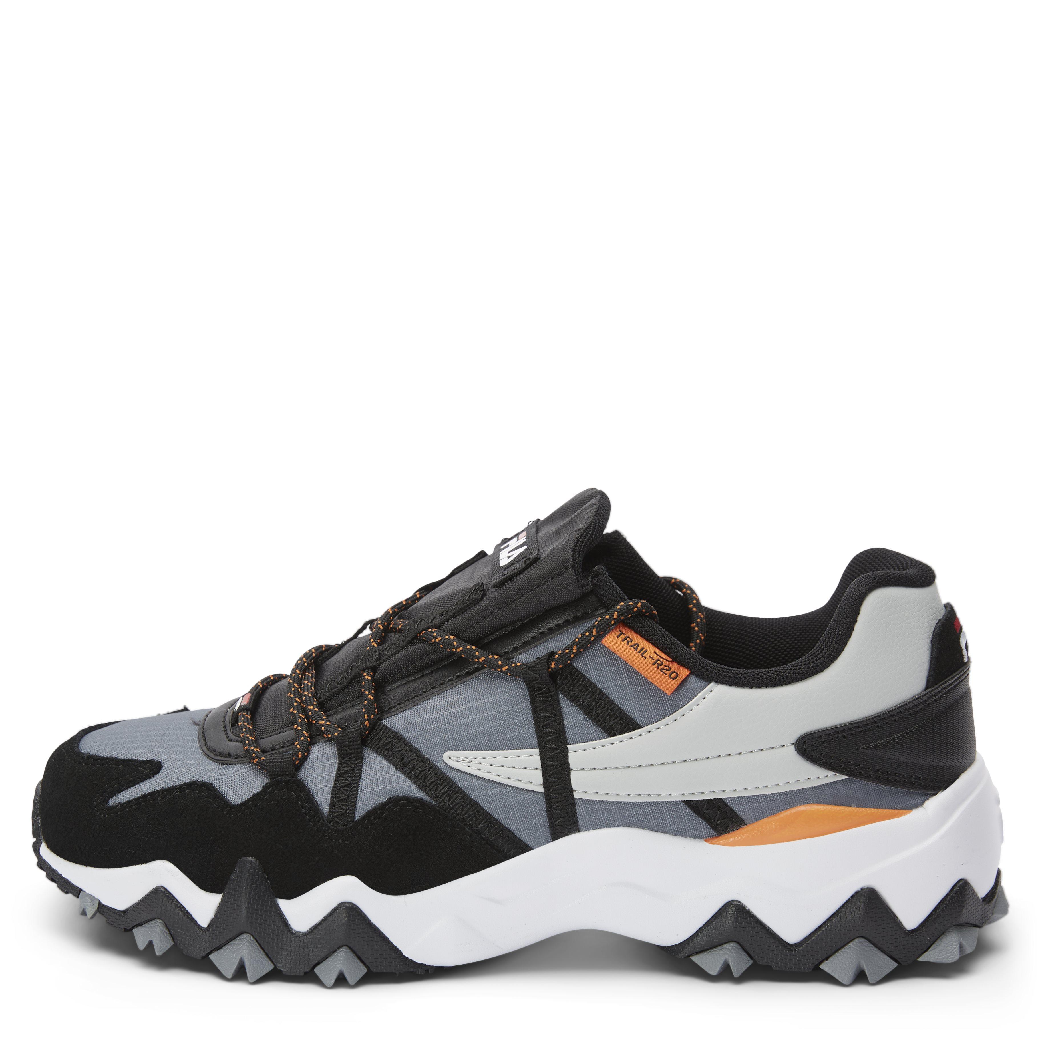 Trail-R20 CB Sneaker - Sko - Sort