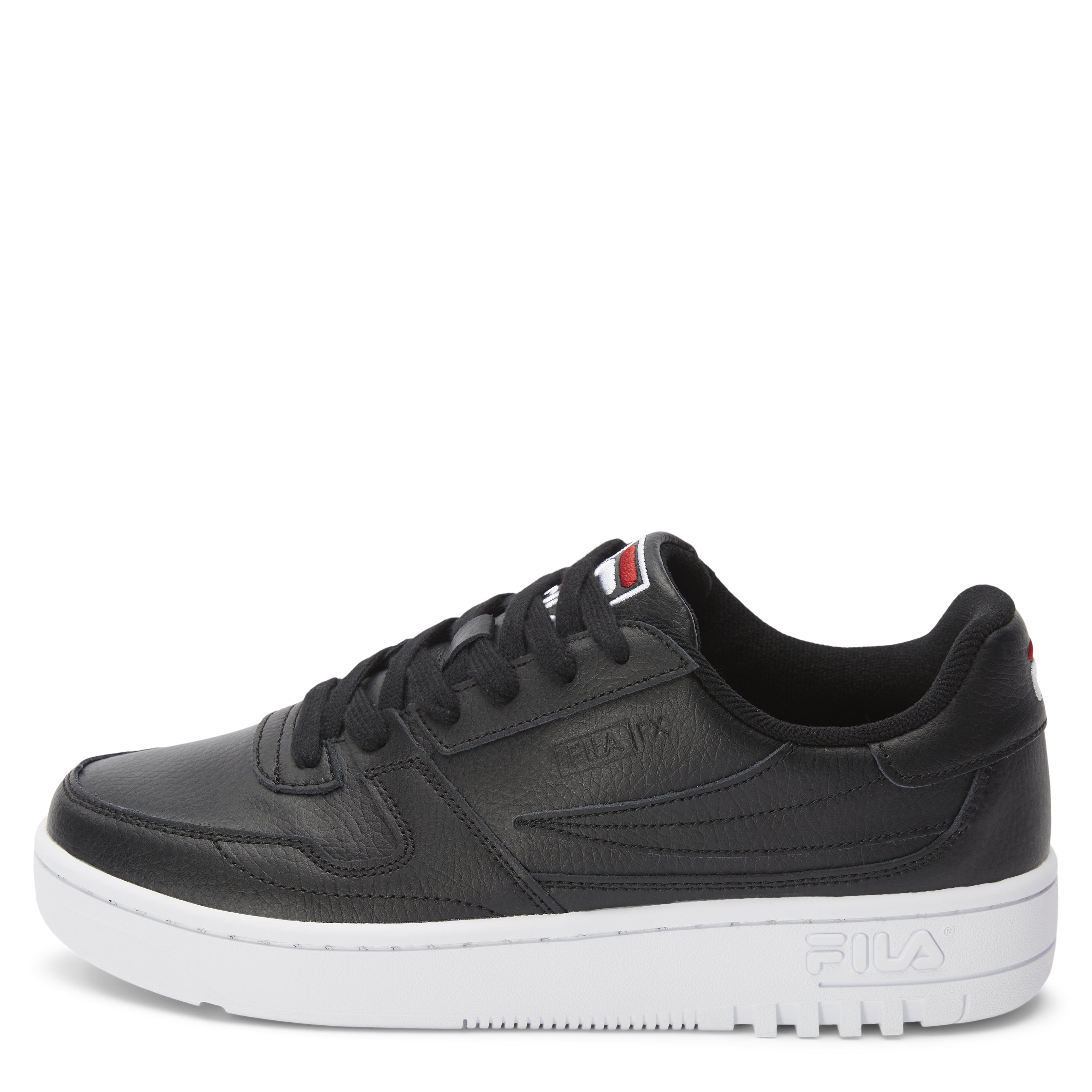 Fxventuno L Low Sneaker - Sko - Sort