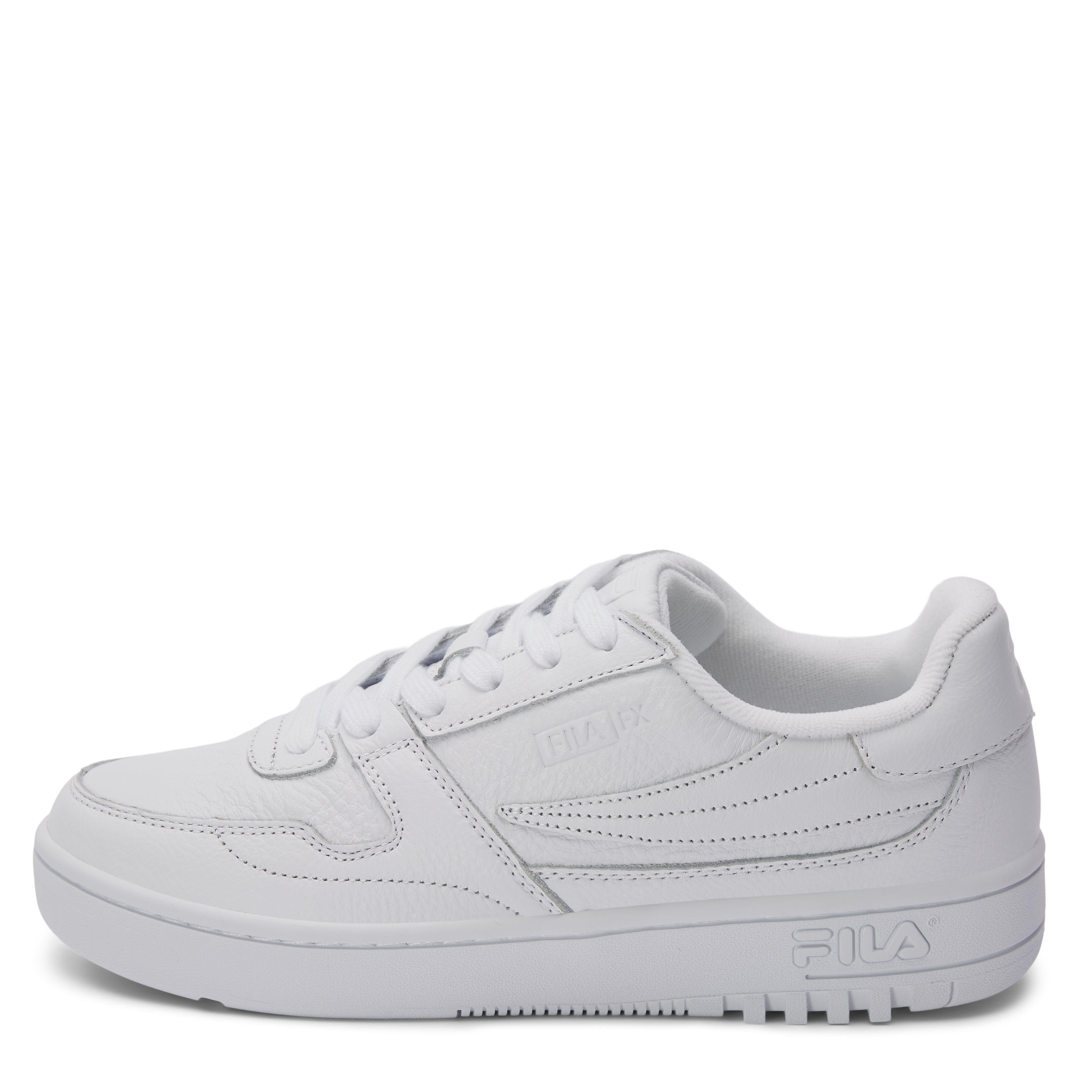 Fxventuno Lux Low Sneaker - Sko - Hvid