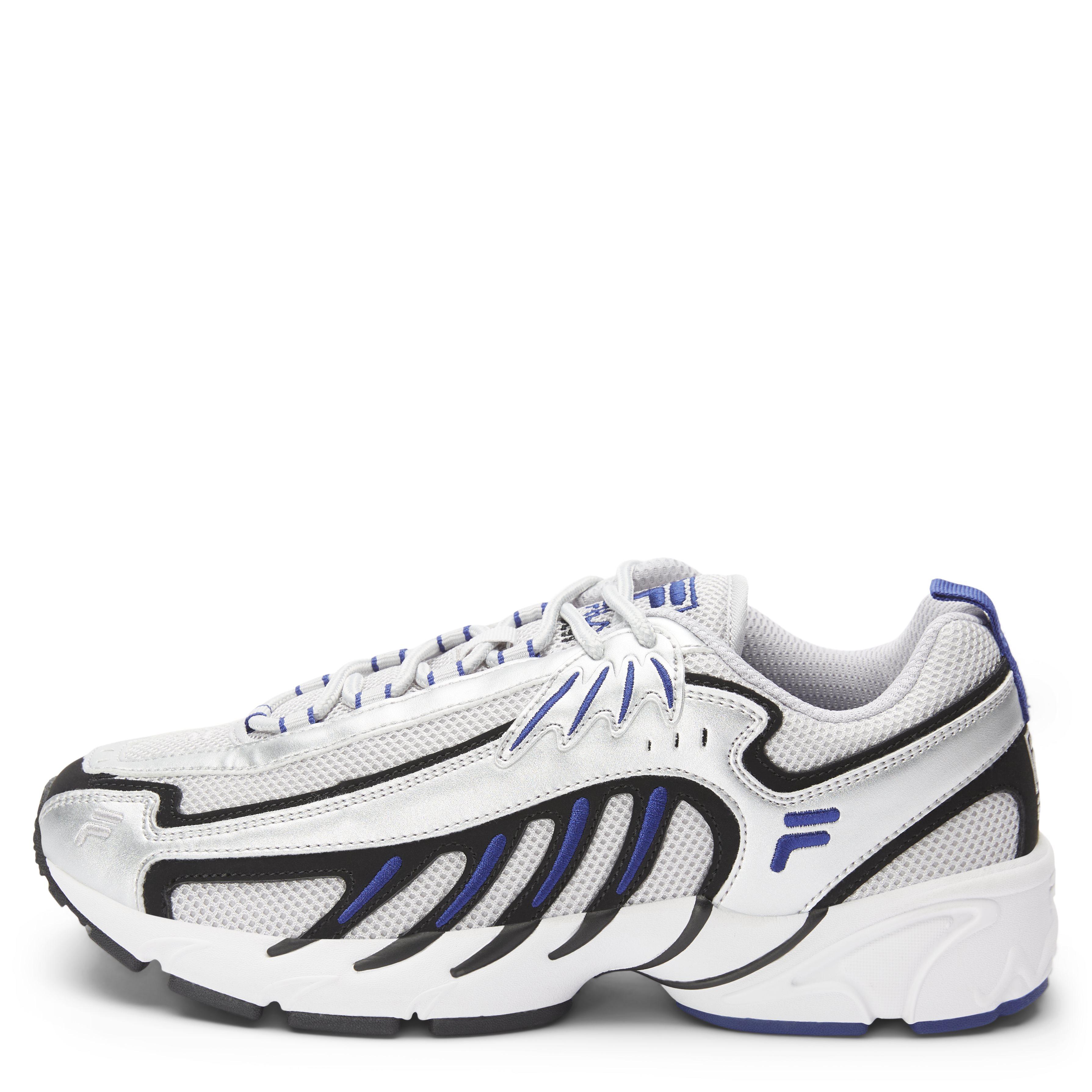 Adl99 F Low Sneaker - Sko - Sølv