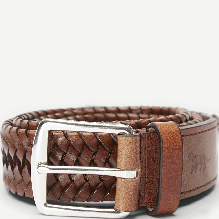 Belts - Brown