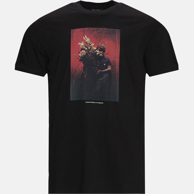 S/S BOUQUET Logo T-shirt