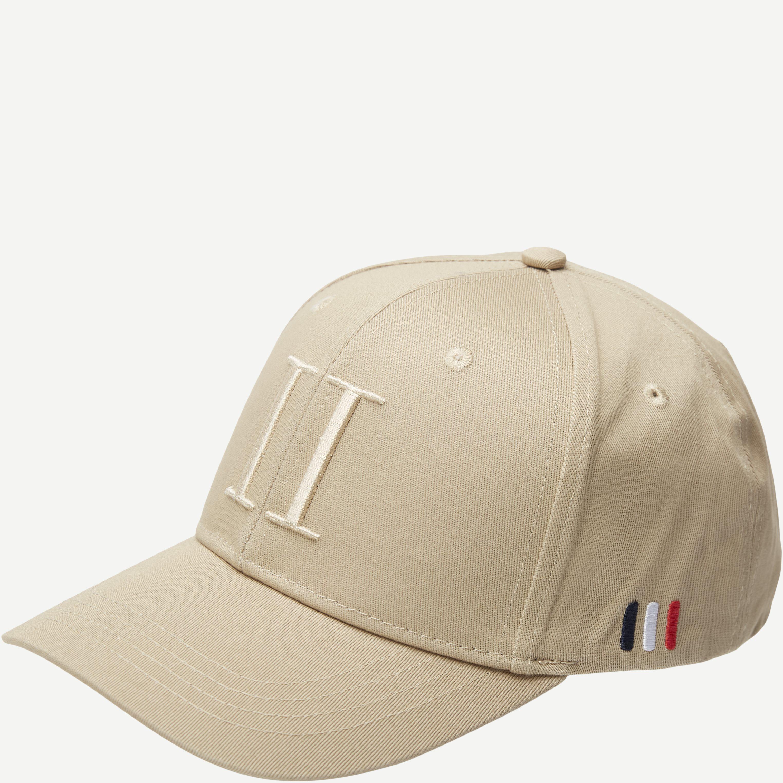 Encore Organic Baseball Cap - Kepsar - Sand