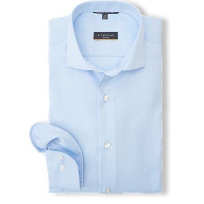 Cover Skjorte Slim Fit Cover Skjorte Slim Fit | Blå