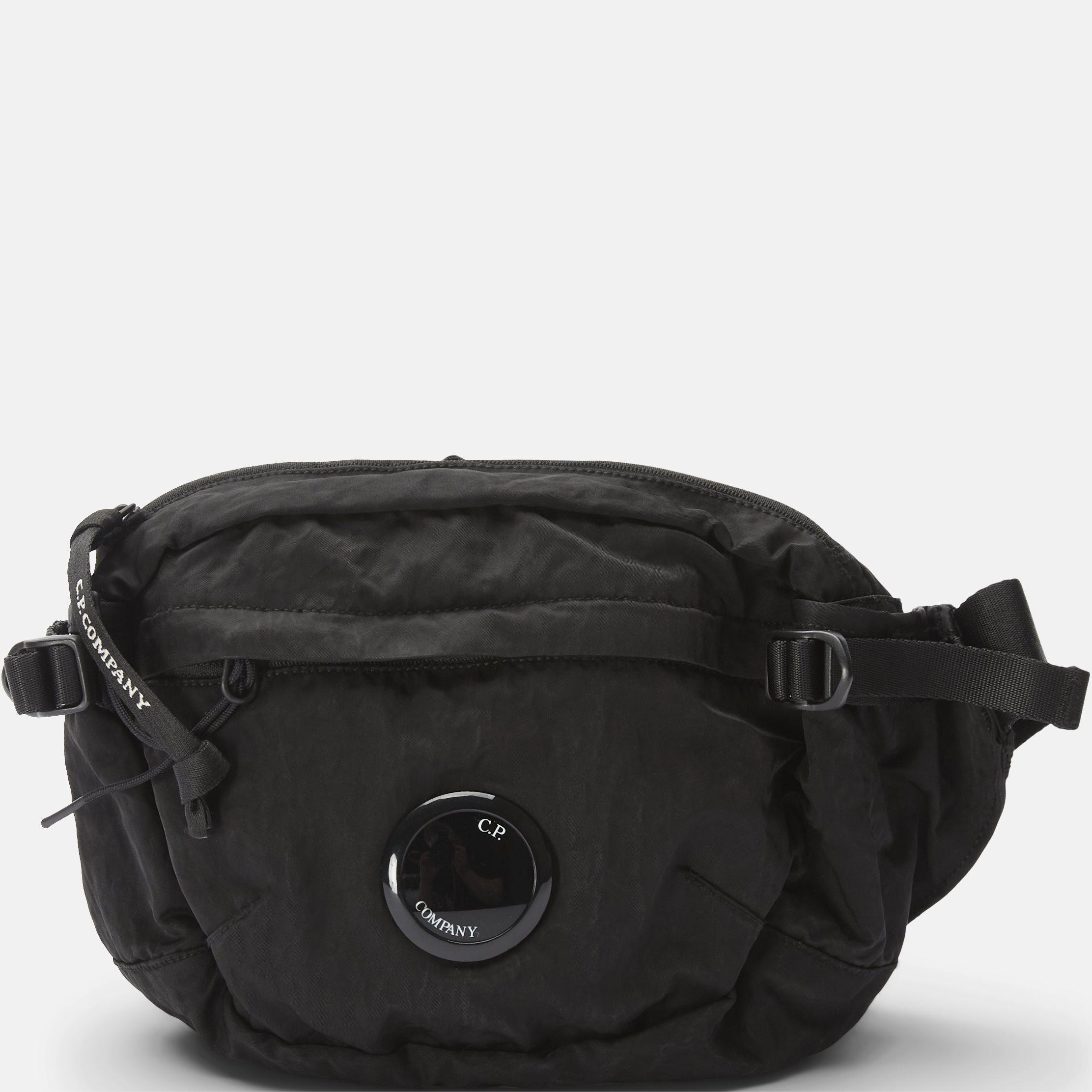 Lens Logo Bag - Tasker - Sort