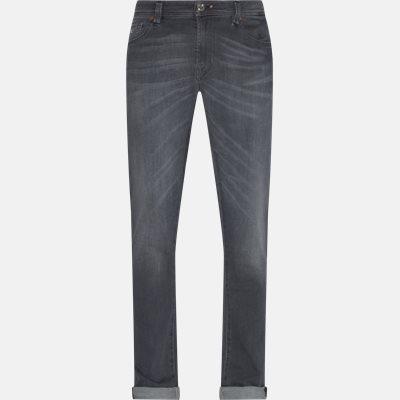 Slim | Jeans | Grå