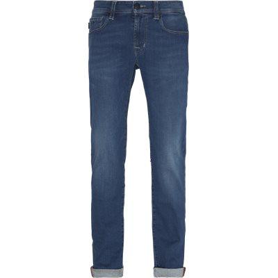 Slim fit   Jeans   Grå
