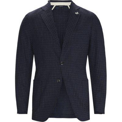 Slim fit | Blazer | Blå