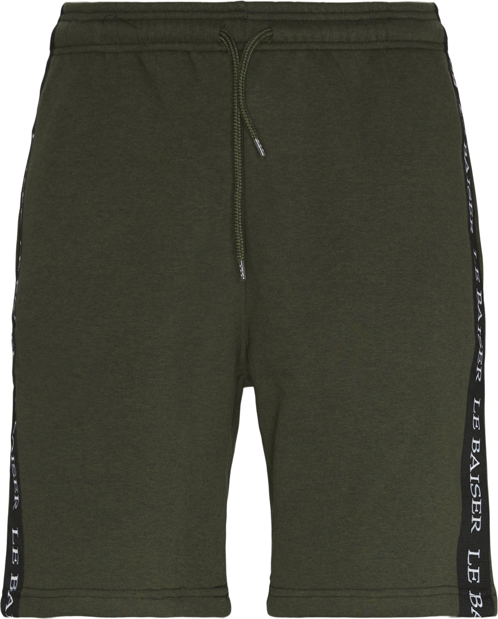 Babar Shorts - Shorts - Regular fit - Army