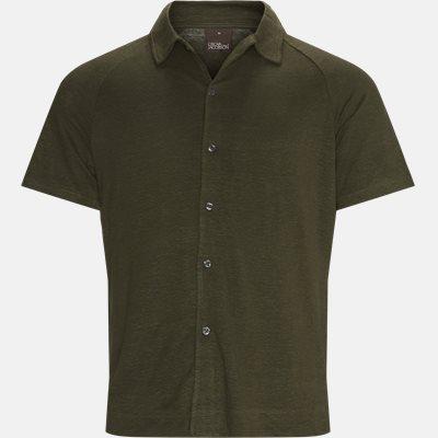 Albin Polo Shirt Regular fit | Albin Polo Shirt | Army