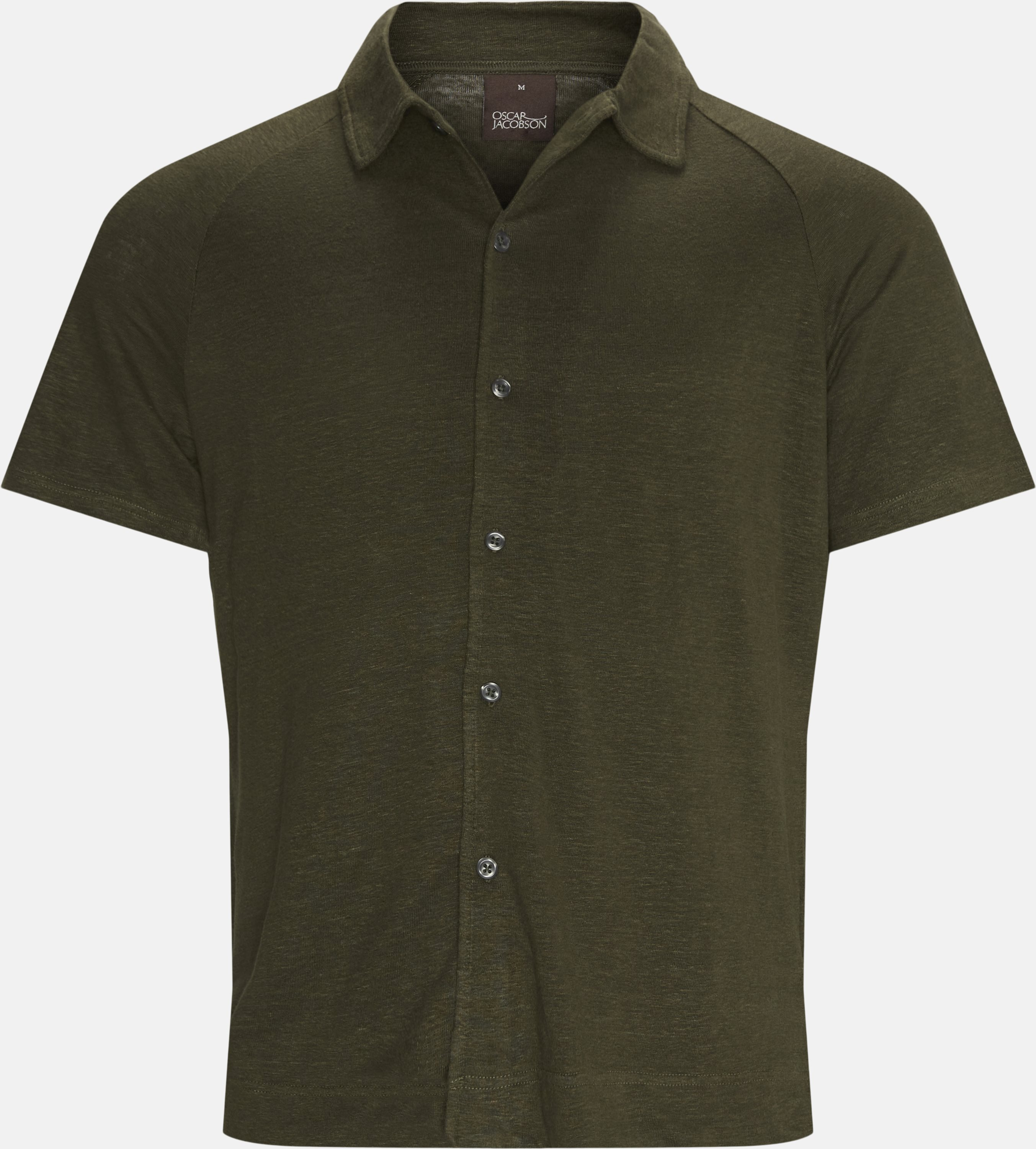 Albin Polo Shirt - T-shirts - Regular - Army