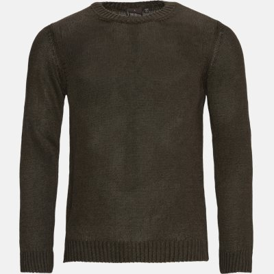 Adrian knit Regular | Adrian knit | Brun