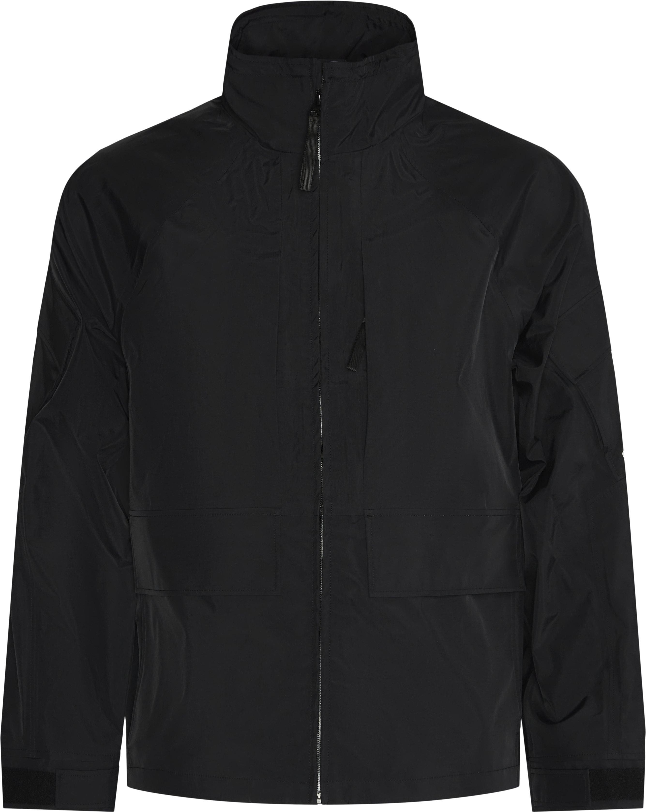 Apex Shell Jacket - Jackets - Regular - Black