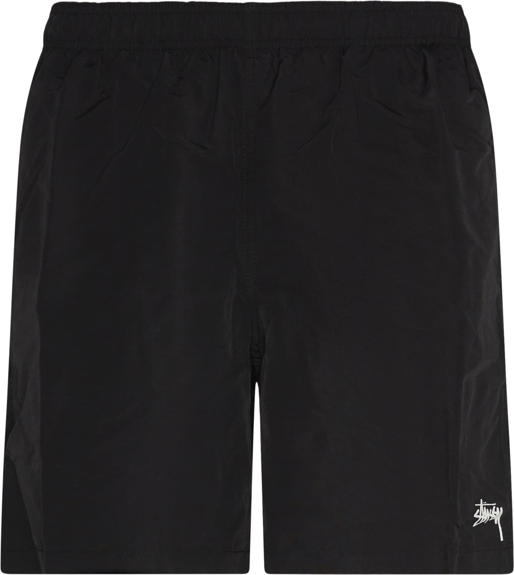 Stock Water Swim Shorts - Shorts - Regular - Sort
