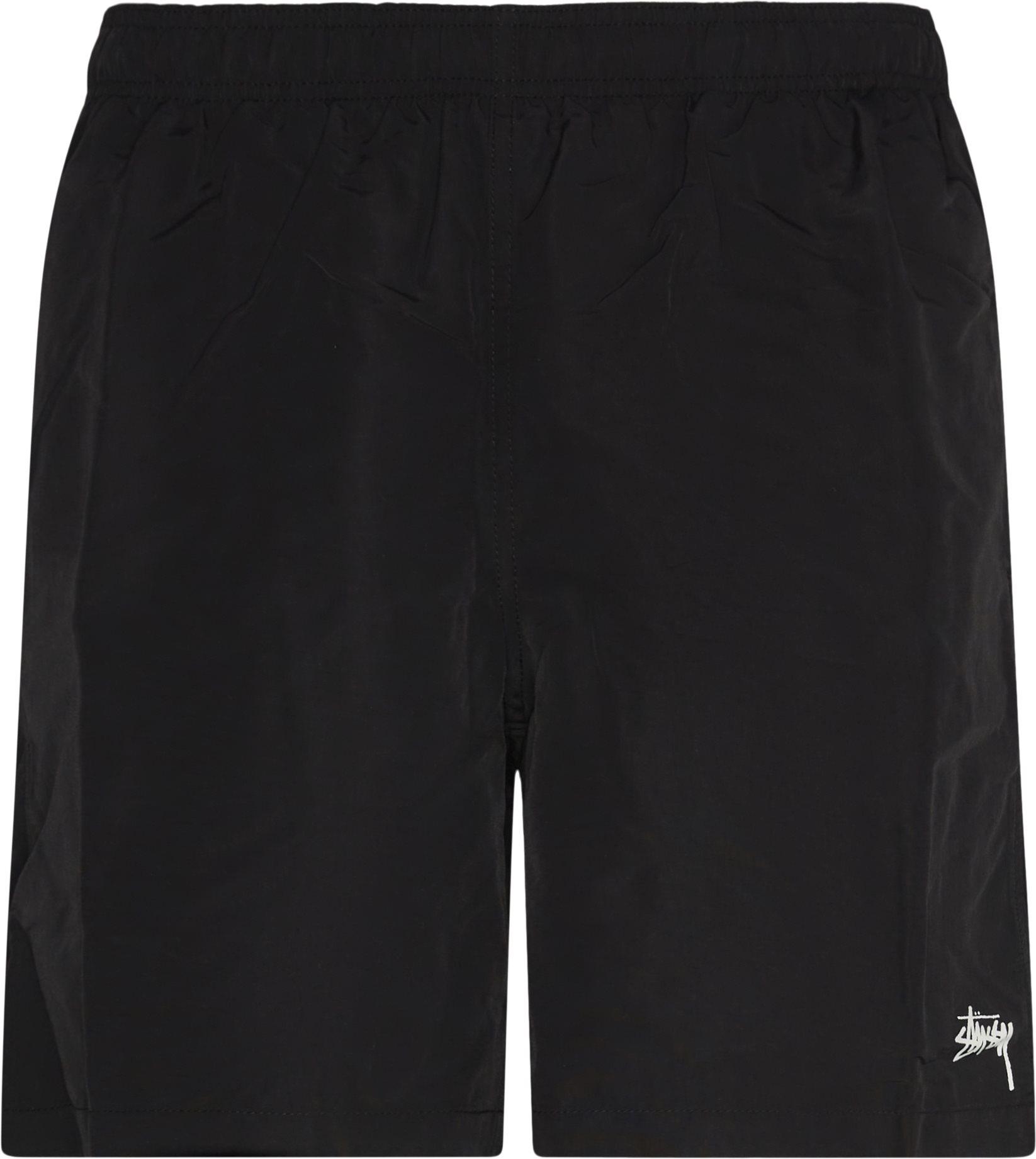 Stock Water Swim Shorts - Shorts - Regular - Svart