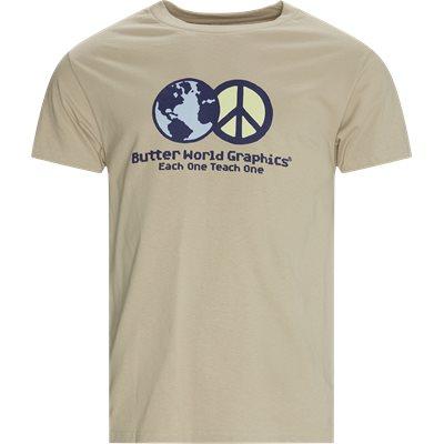 World Peace Tee Regular | World Peace Tee | Sand