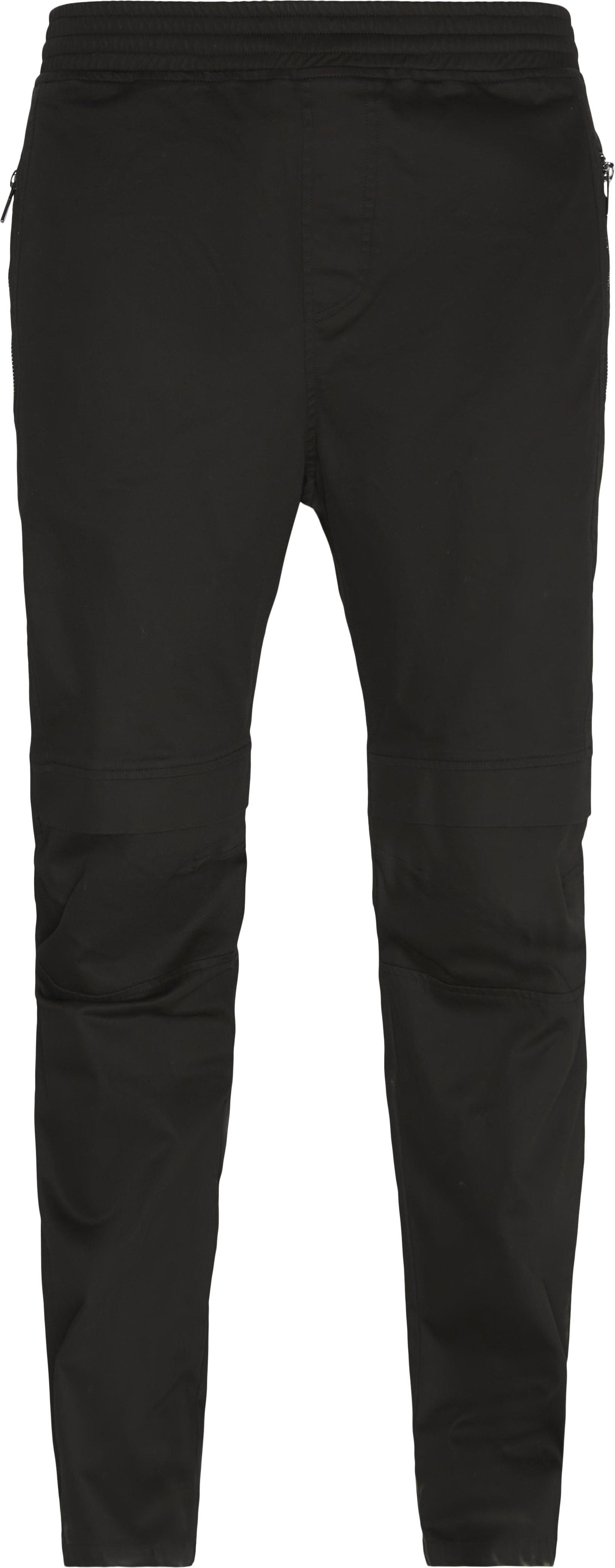 Foster Pants - Bukser - Regular fit - Sort