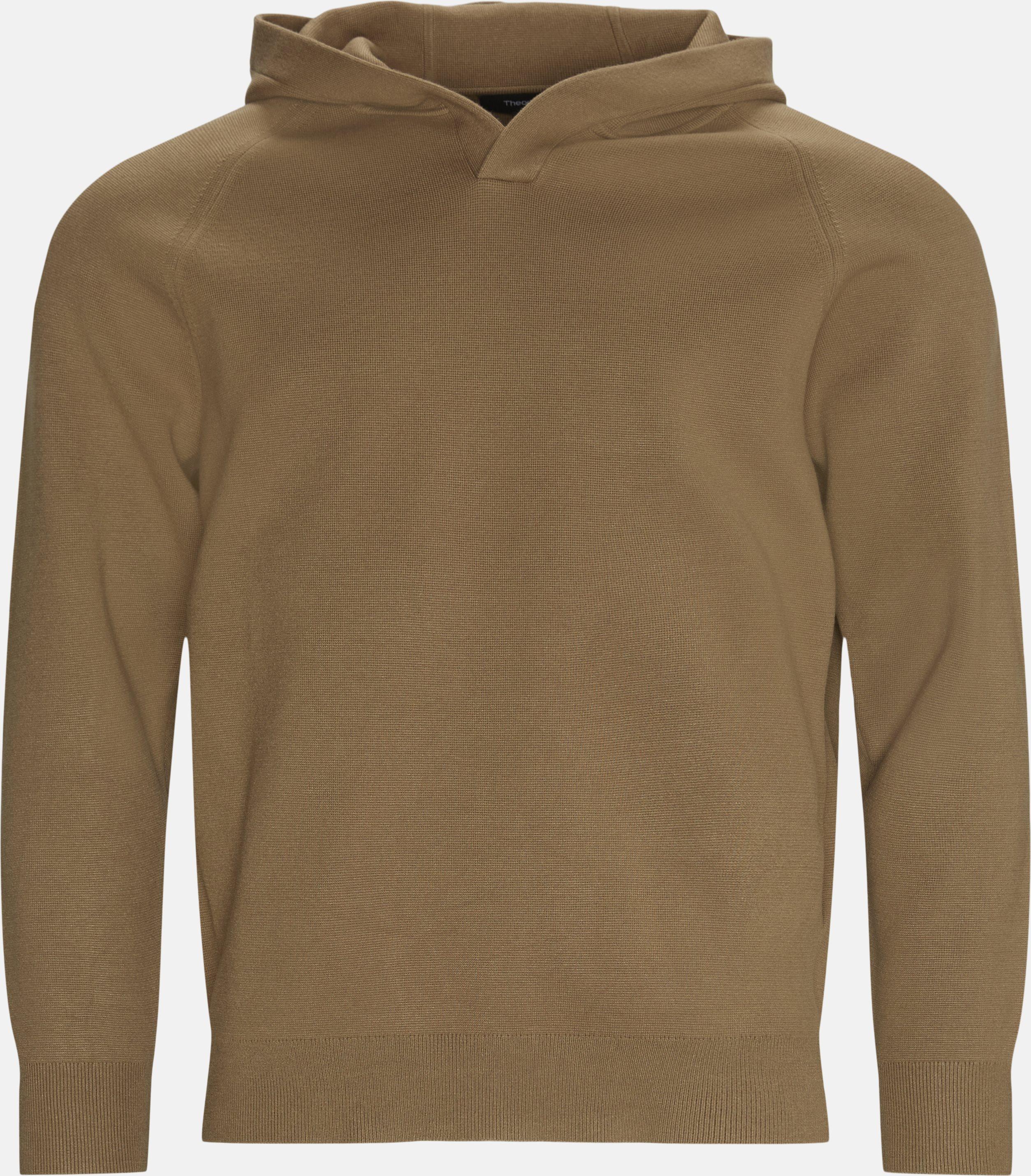 Knitwear - Regular - Brown