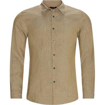 Irving Shirt Regular fit | Irving Shirt | Sand