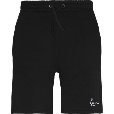 Loose fit | Shorts | Svart