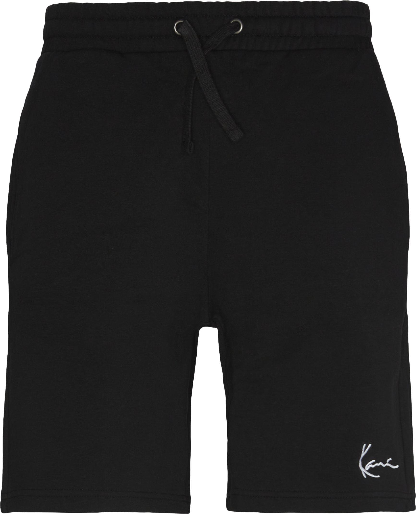 Signature Shorts - Shorts - Loose - Sort
