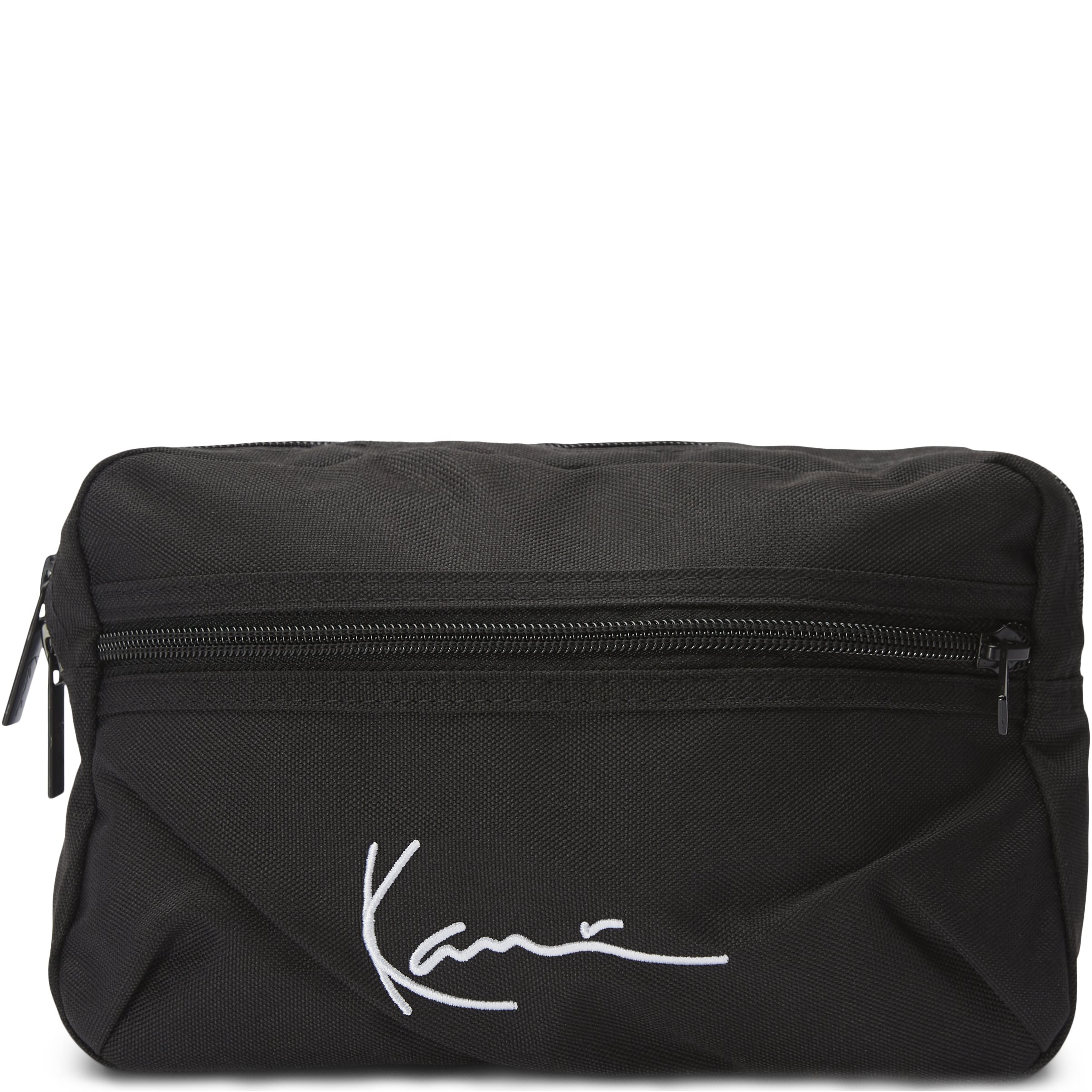 Signature Tape Hip Bag - Tasker - Sort