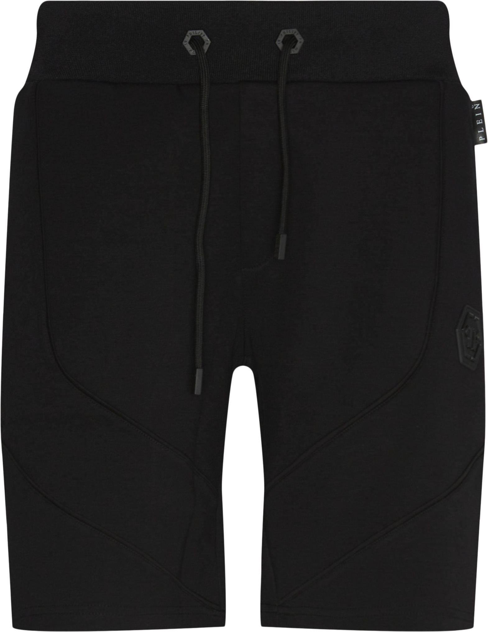 Shorts - Shorts - Regular fit - Sort