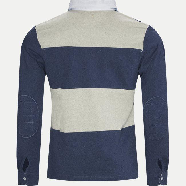Stripped Back Rugger LÆ Polo T-shirt