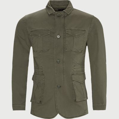 Cotton Blaze Jacket Regular | Cotton Blaze Jacket | Army