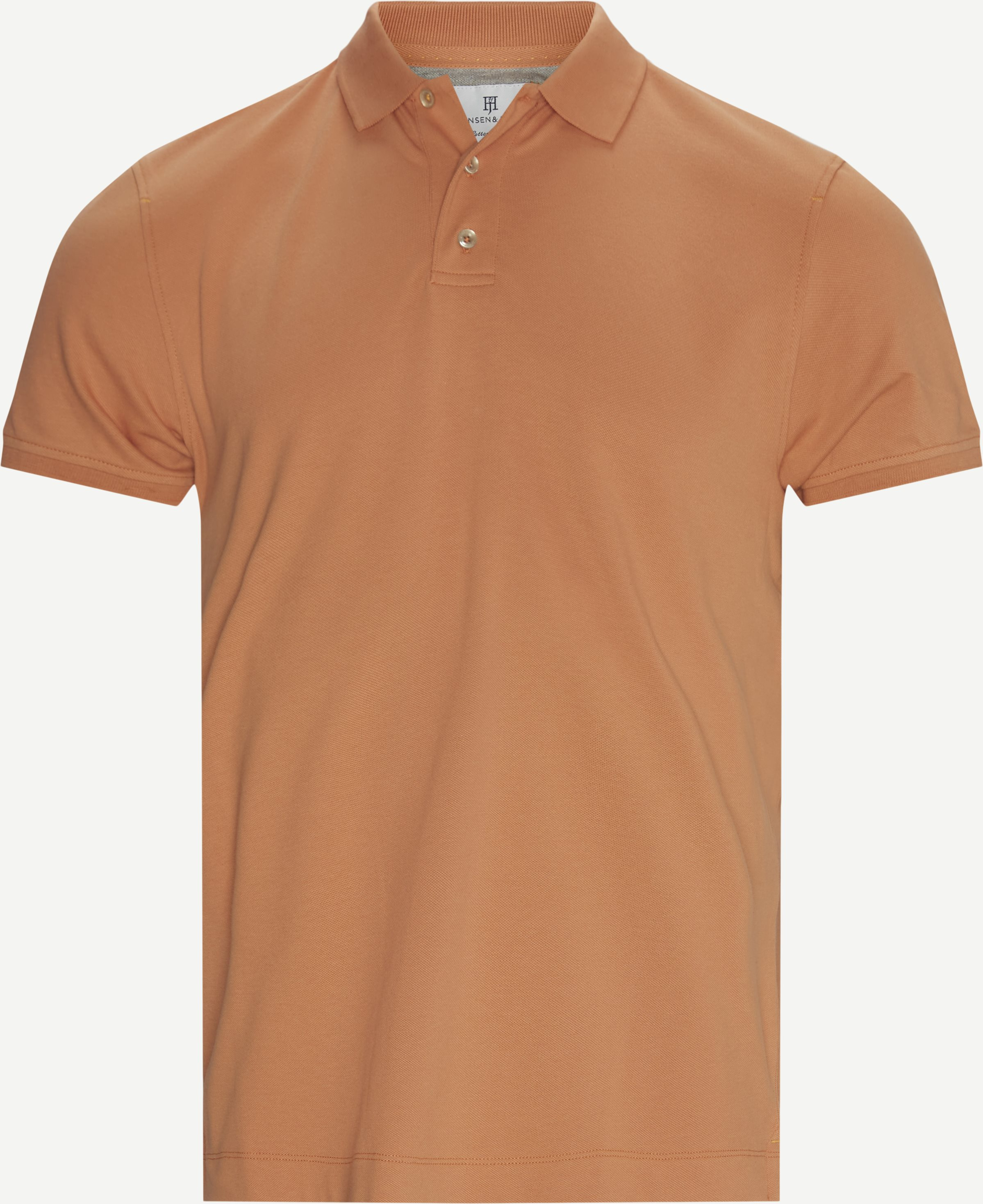 T-Shirts - Orange
