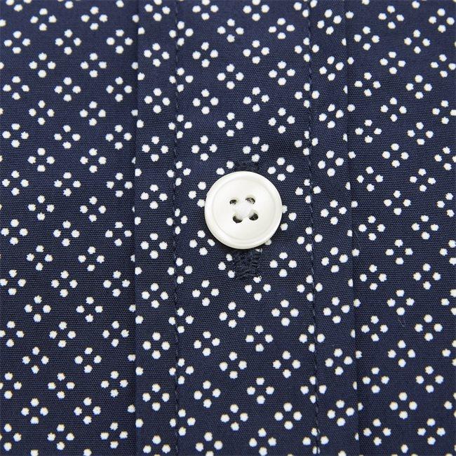 Reg Micro Dot K/Æ Skjorte
