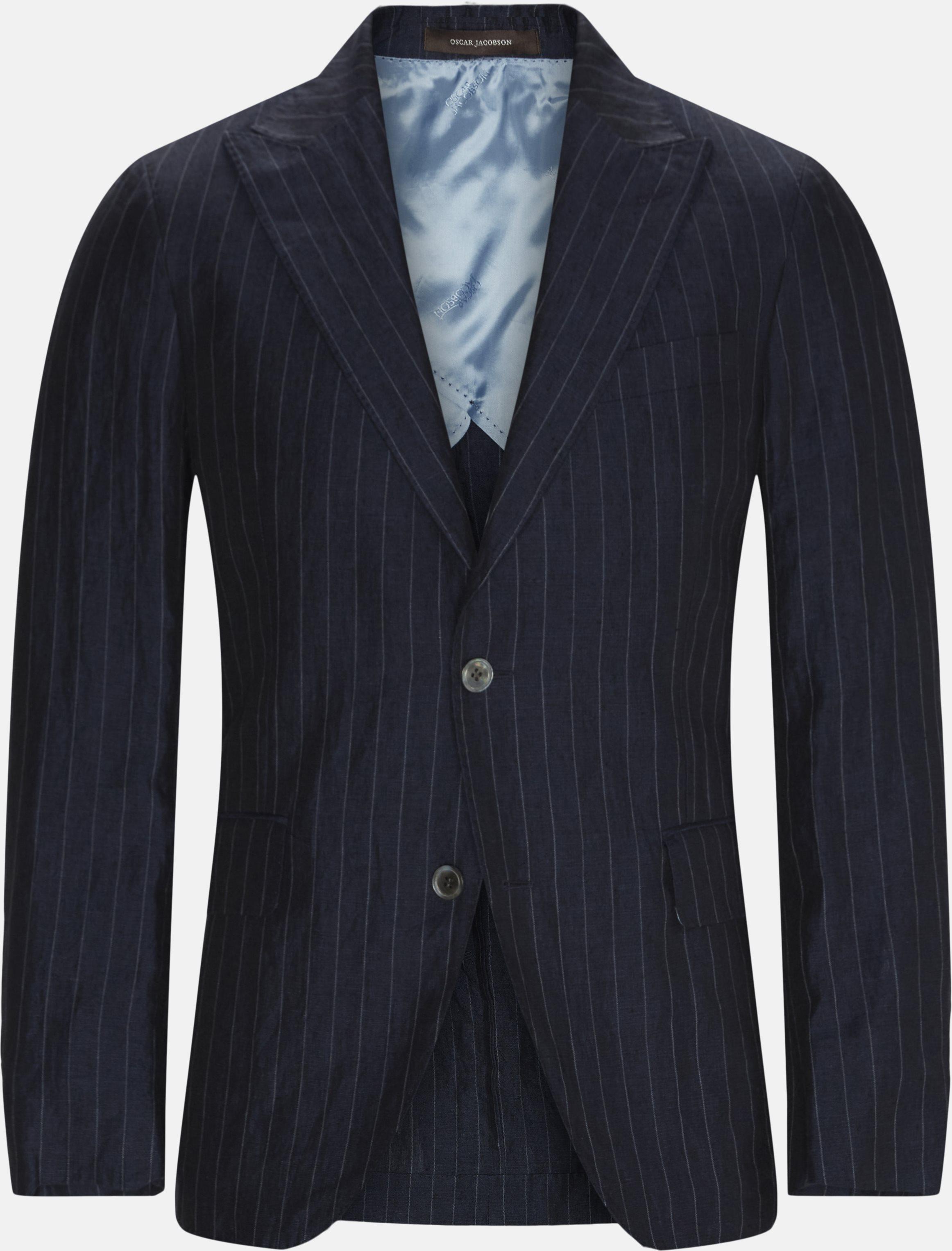 Faron Blazer - Blazer - Regular - Blå